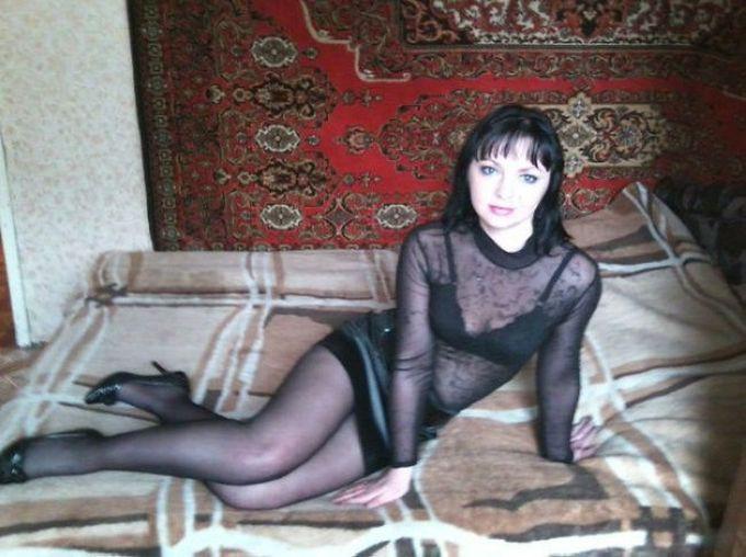 любительские и домашние фото русских женщин