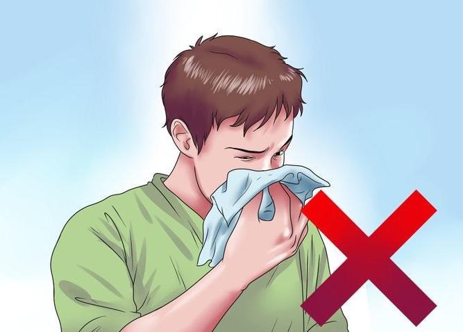 Как избавиться от насморка и заложенного носа за 1 минуту