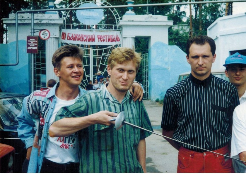 """Спорим, вы не видели эти фотографии """"Уральских пельменей"""""""