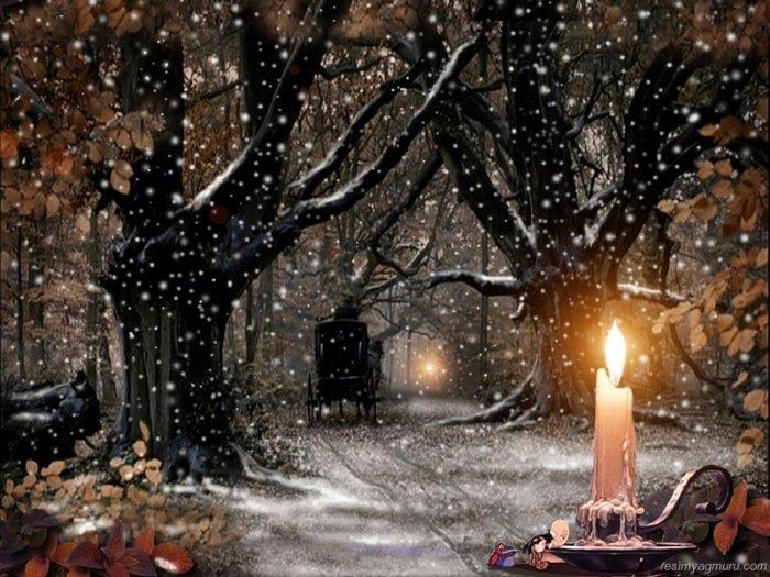 Замечательная сказка-притча на ночь.