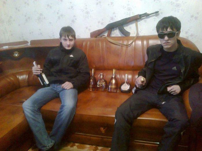 Вот они наши диванные войска!