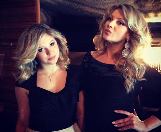 Выросли дочки! Самые красивые дочки звёздных родителей