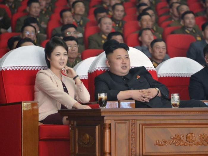 """Первые леди или кого выбирают """"диктаторы"""""""