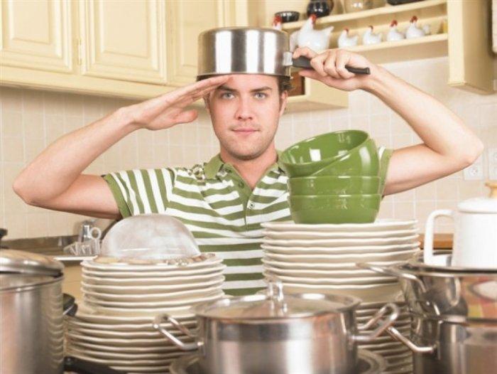 Осторожно!!! Мужчины на кухне! (женщинам смотреть обязательно!)