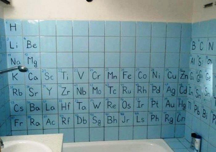 Немного маразма или особенности национальных ванных комнат!