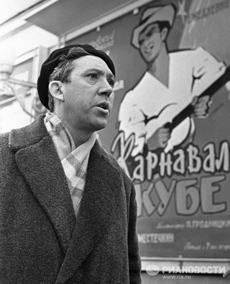 Старые фото Юрия Никулина