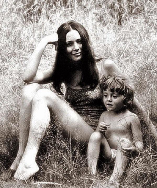 Фото жены и мамы голых