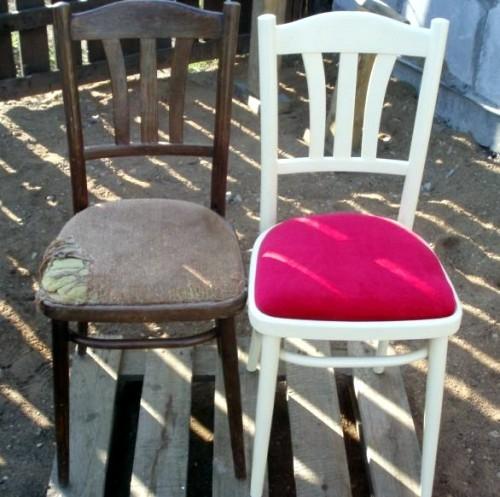 Переделать стул своими руками