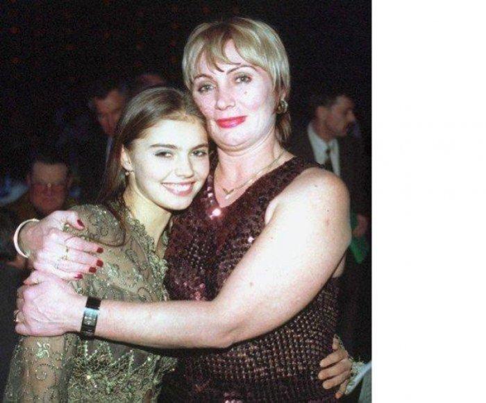 Мамы российских звёзд