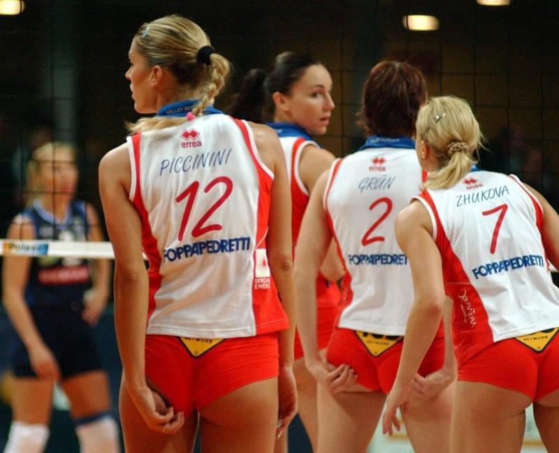 Пикантные моменты с женских соревнований