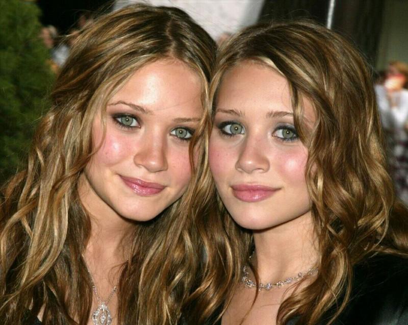 Девушка близнецы сексуальная