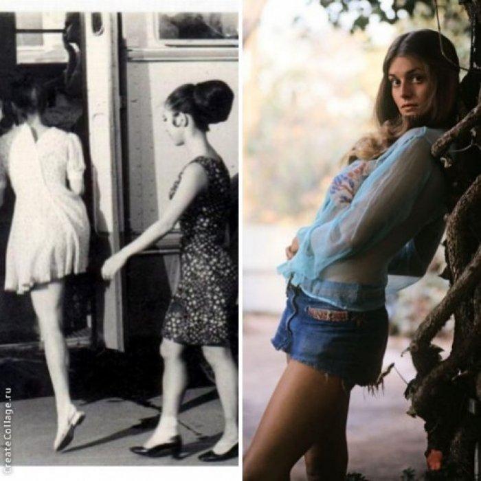 """СССР vs США! Советские девушки vs """"Playboy"""" 1971 - 1979  (иногда 18+)"""