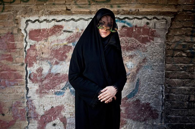 Иран или посторонним вход воспрещен