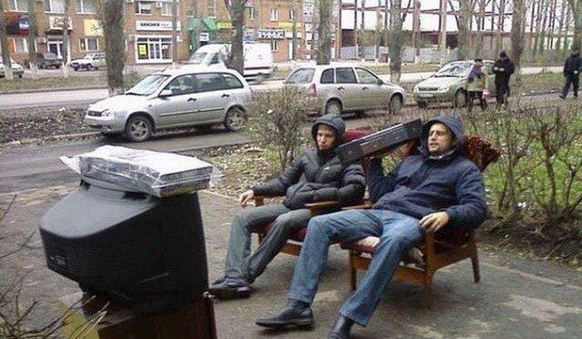Россия веселая страна! Маразмы по-русски!