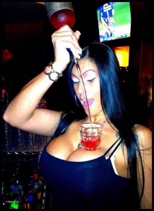 фото пьяные тёлочки