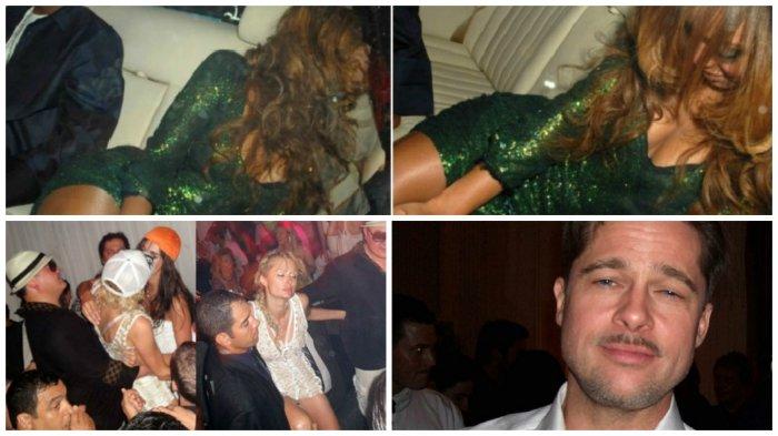 13 знаменитостей, которые упились в стельку!