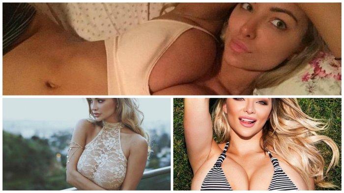 Сейчас никого не удивить большой грудью, но этой девушке все же это удалось!