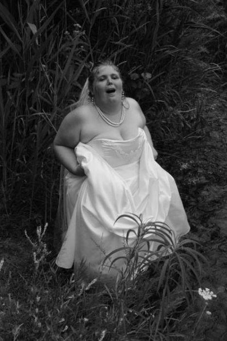 Сногсшибательные невесты! Людям со слабой психикой этот пост запрещен!