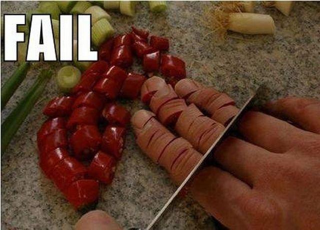 Эти повара просто гении креатива!