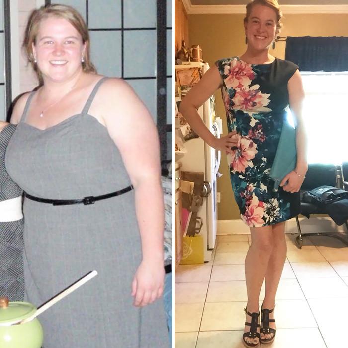 подробные истории похудения
