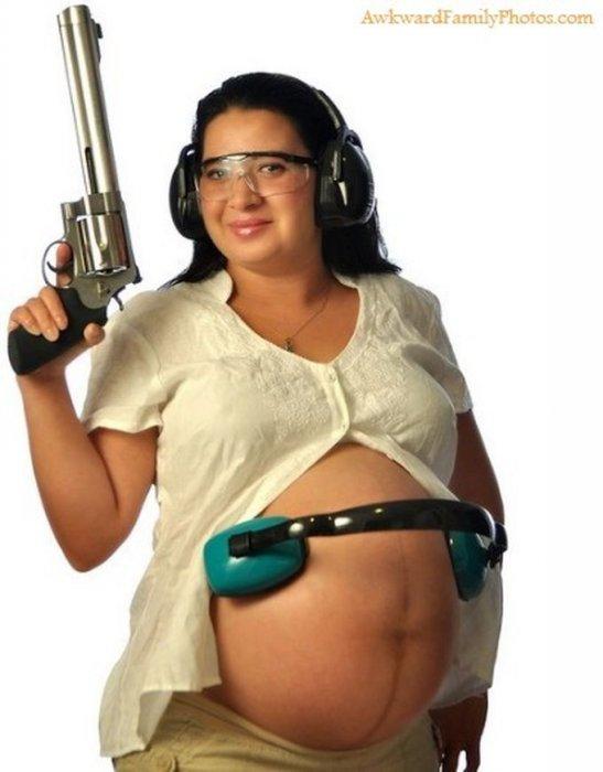 Это наверно самые ужасные фото беременных, которые вы когда либо видели!