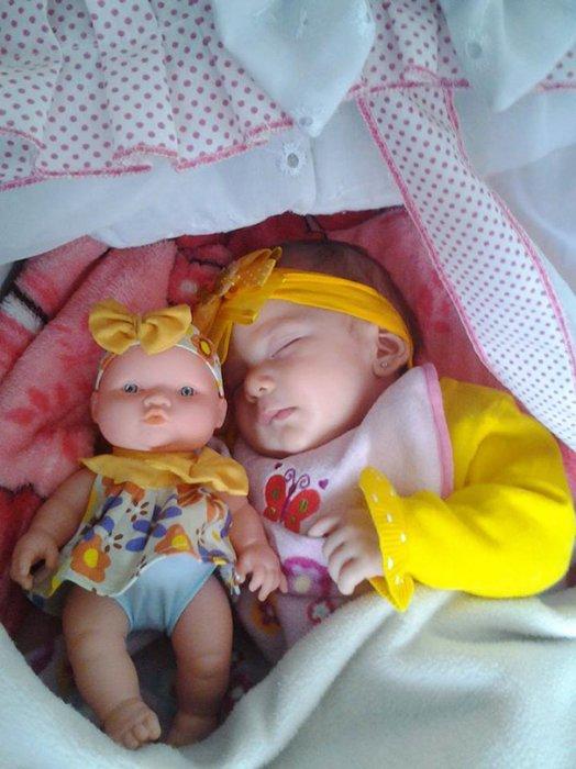 Кукольные двойники!