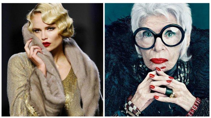 Потрясающая история о том, каково быть старой, от одной очень мудрой женщины!