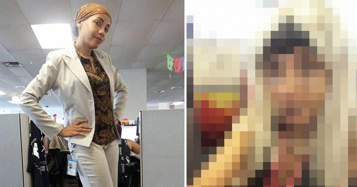 Этой женщине сказали, что ее стиль одежды - непрофессионален и вот что она сделала...
