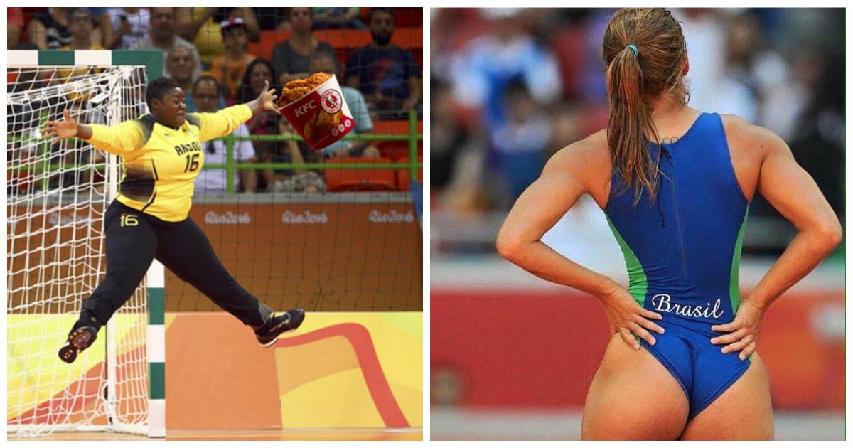 Угарные комментарии из соцсетей на некоторые события нынешней Олимпиады в Рио