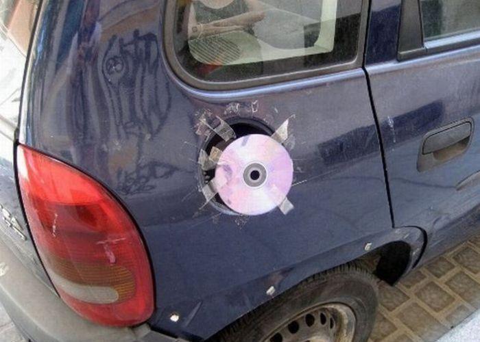 Дорогая, я все починил!