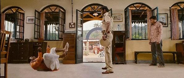 Яркие моменты индийского кино в гифках