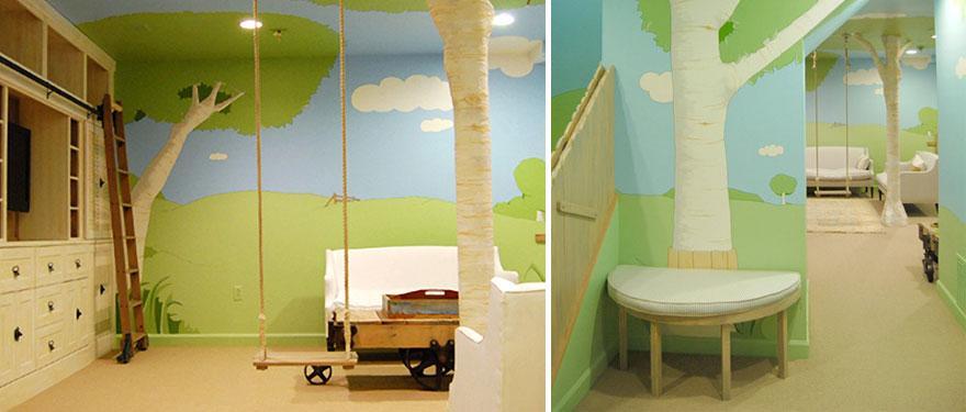 Детские комнаты мечты