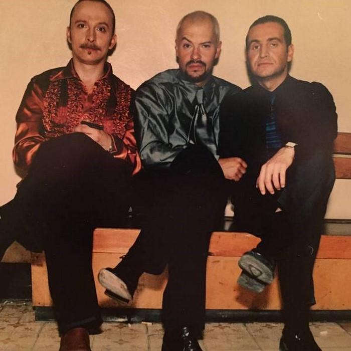 Зверев, Ургант, Собчак и компания: светские львы и львицы 20 лет назад.