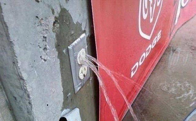 Электрики и все самое веселое, что с ними связано!