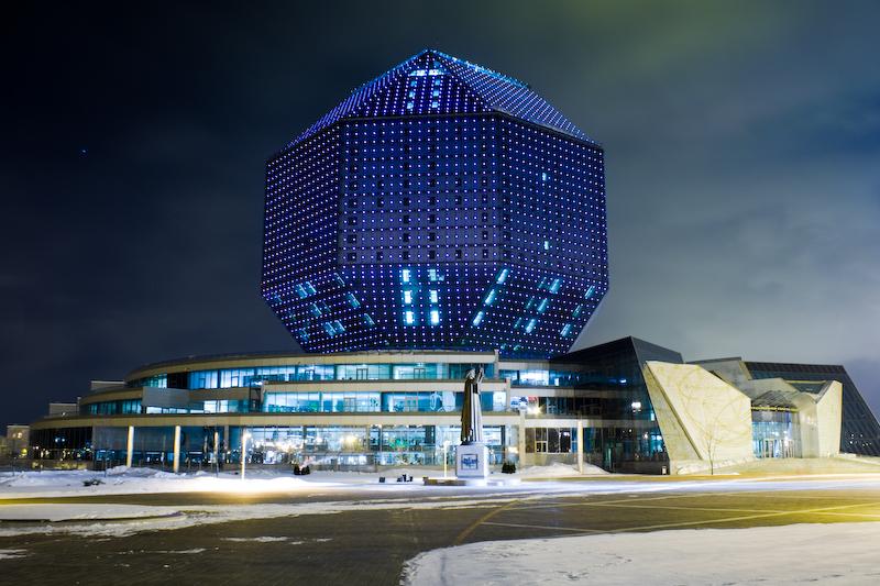"""Причудливые здания, при виде которых вы непременно сказали бы """"Вау!"""""""
