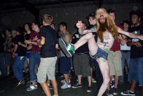 Танцы до упада!
