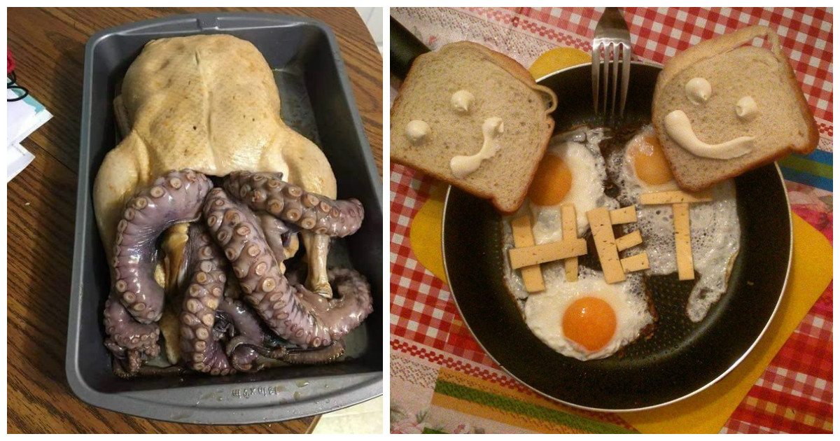 Открытки с едой прикольные фото 74