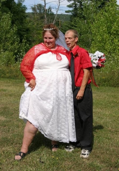 Абсолютно нелепые пары!