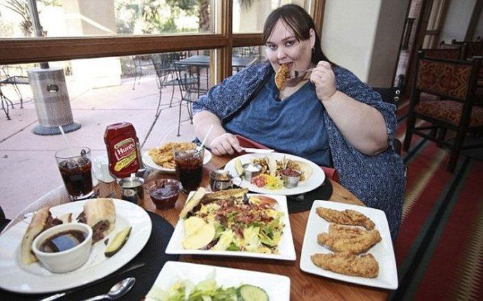 Зверский аппетит до хорошего не доведет!