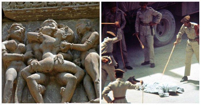 Традиции, которые пытаются скрыть азиатские страны!