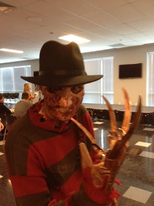А вы готовы к Хэллоуину?