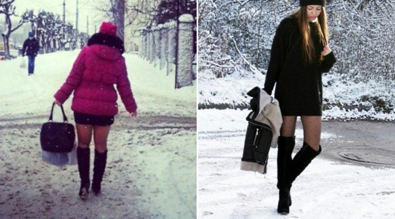 Девушки, которым очень хочется произвести фурор всегда, но получается обратное!