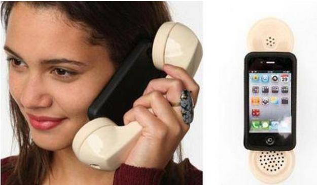 Подборка абсолютно дурацких чехлов для мобильных телефонов