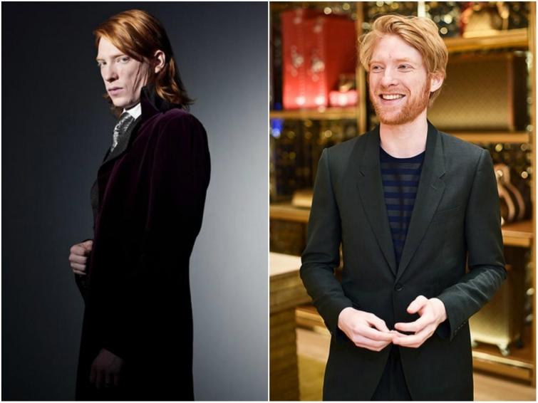 Актёры фильмов о Гарри Поттере 15 лет спустя