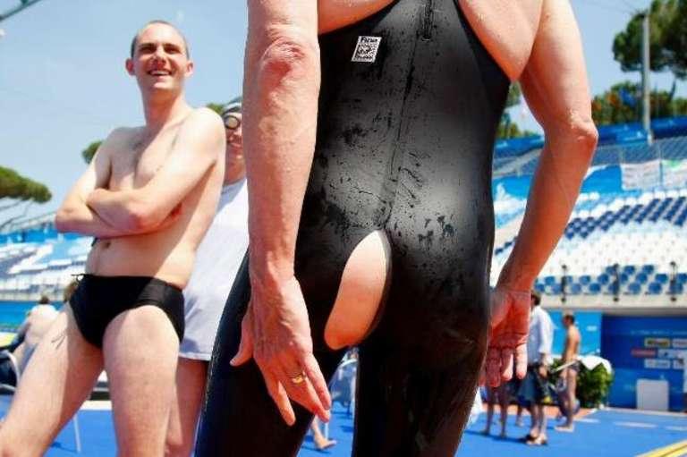Кандидаты в мастера спорта по ношению странной формы и оголению частей тела