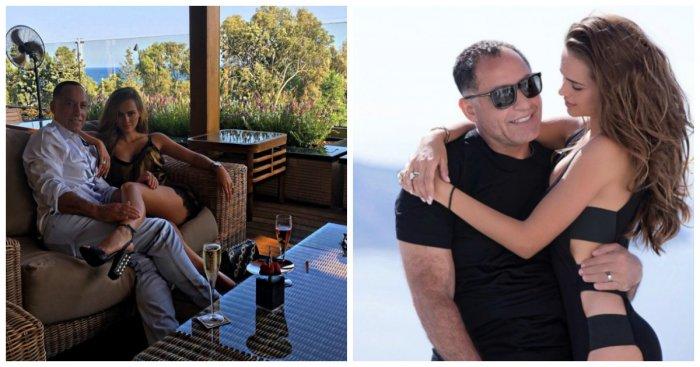 Брак юной красотки с миллиардером, по-любви...или по расчету?