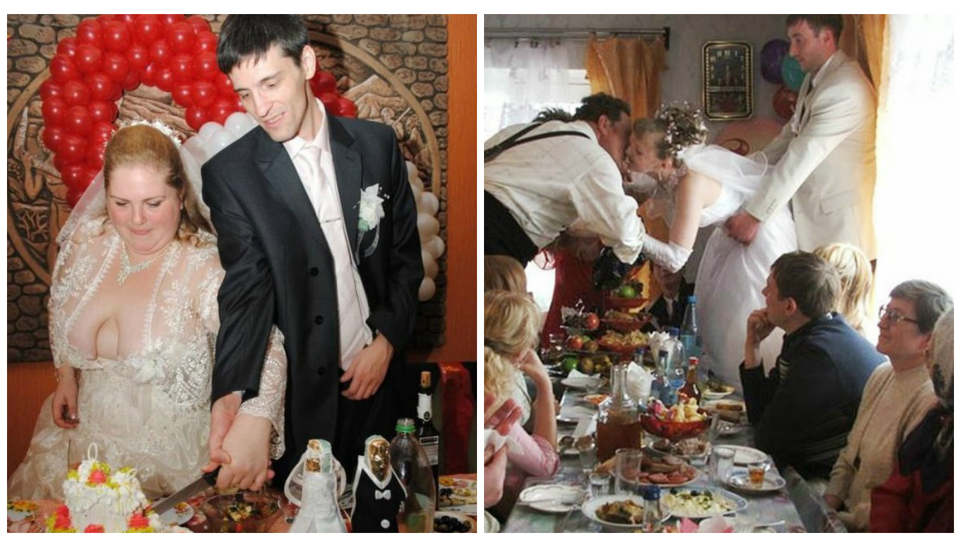 Фото второго дня свадьбы