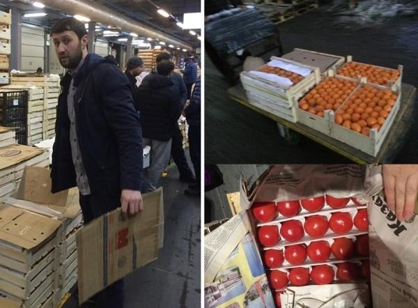 Продавец хурмы из Узбекистана подарил детскому дому в Москве фрукты, чем всколыхнул соцсети