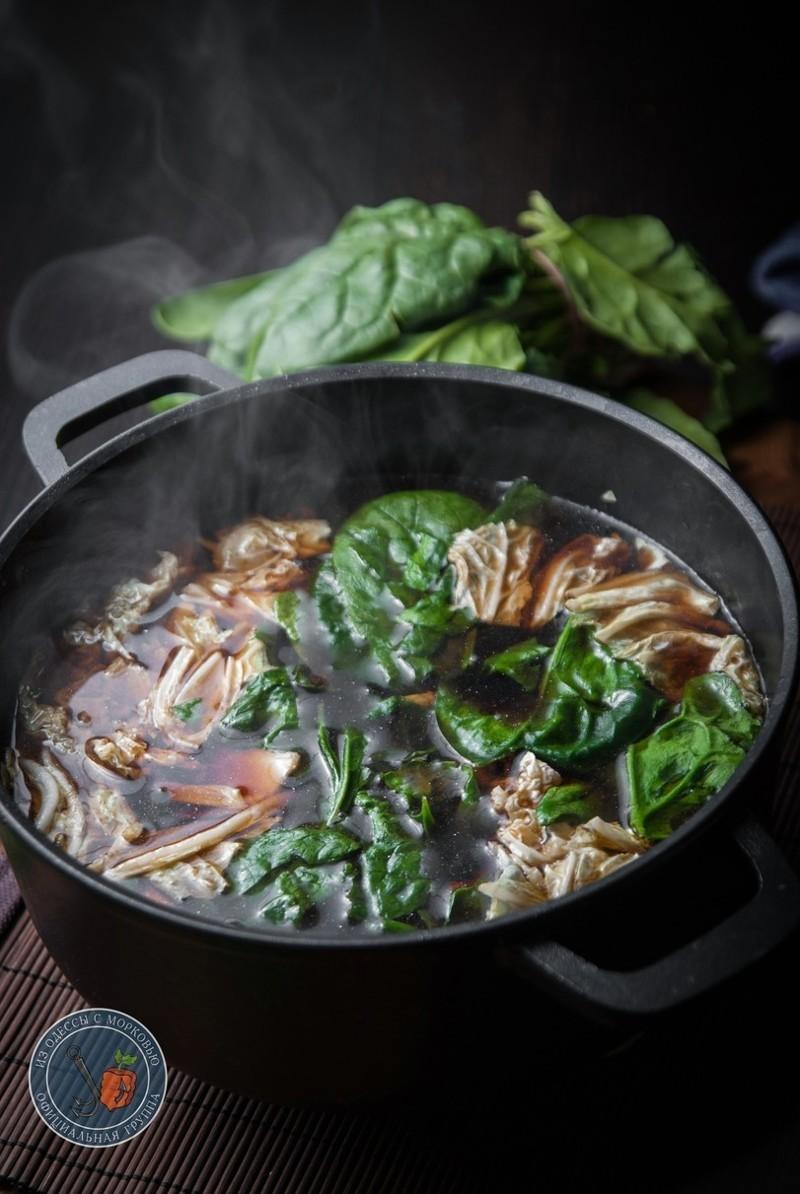 как готовить мисо суп рецепт с фото