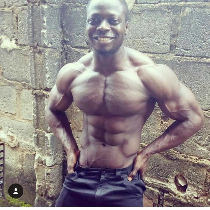 Африканские бодибилдеры, доказавшие, что не нужен тренажерный зал, чтобы нарастить огромные мышцы